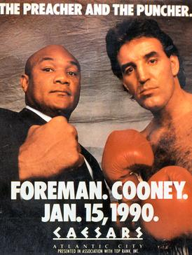 The Preacher & The Puncher: George Foreman vs. Gerry Cooney