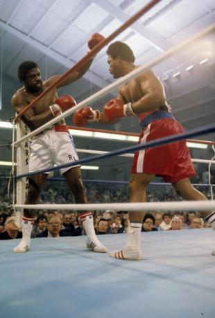 George Foreman vs. Ron Lyle