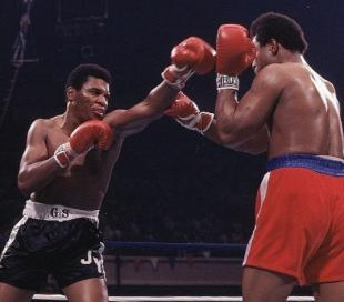 Jimmy Young vs. George Foreman