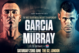 Roberto Garcia vs Martin Murray