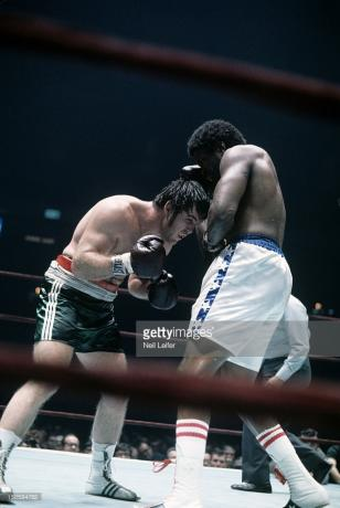 Jerry Quarry vs Ron Lyle