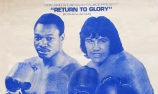 Return To Glory: Larry Holmes vs. Alfredo Evangelista
