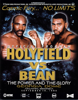 The Power & The Glory: Evander Holyfield vs. Vaughn Bean