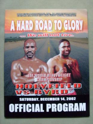 A Hard Road To Glory: Evander Holyfield vs. Chris Byrd