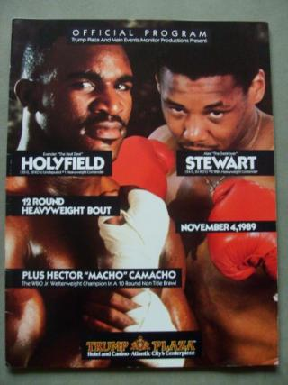 Undefeated: Evander Holyfield vs. Alex Stewart I