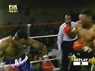 Bernard Hopkins vs. William Bo James