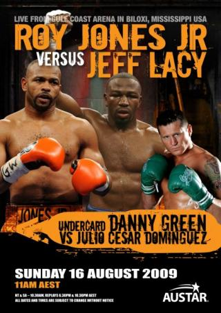 Hook City: Roy Jones Jr. vs. Jeff Lacy