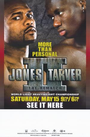 More Than Personal: Roy Jones Jr. vs. Antonio Tarver II