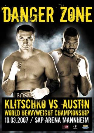 Danger Zone: Wladimir Klitschko vs. Ray Austin