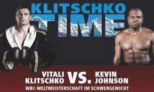 Vitali Klitschko vs. Kevin Johnson