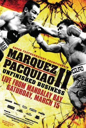 Unfinished Business: Juan Manuel Marquez vs. Manny Pacquiao II