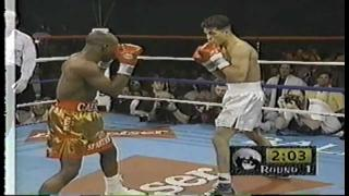 Arturo Gatti vs Tracy Harris Patterson II