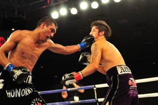 John Molina Jr vs Martin Honorio