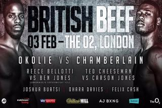 Reece Bellotti vs Ben Jones