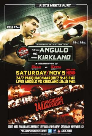 Alfredo Angulo vs. James Kirkland