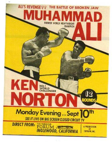 The Battle Of Broken Jaw: Muhammad Ali vs. Ken Norton II
