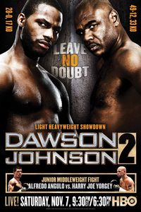 Leave No Doubt: Chad Dawson vs. Glen Johnson II
