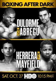 Thomas Dulorme vs. Luis Carlos Abregu Poster