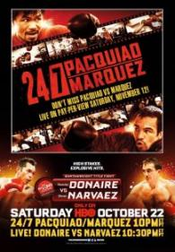 Nonito Donaire vs. Omar Narvaez Fight Poster