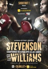 Adonis Stevenson vs. Thomas Williams