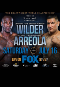Deontay Wilder vs. Chris Arreola