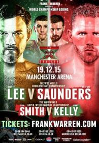 Liam Smith vs. Jimmy Kelly