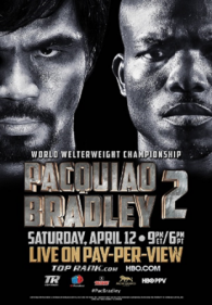 Manny Pacquiao vs. Timothy Bradley II