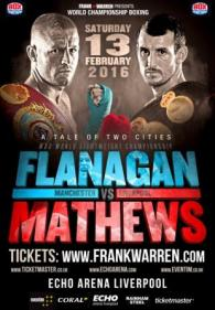 Terry Flanagan vs. Derry Mathews II