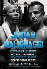 Zab Judah vs. Paulie Malignaggi Poster