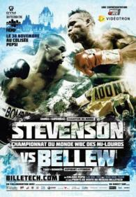 Adonis Stevenson vs. Tony Bellew Poster