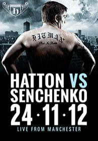 Ricky Hatton vs. Vyacheslav Senchenko Poster