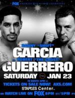 Danny Garcia vs. Robert Guerrero