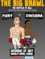 The Big Brawl: Tyson Fury vs. Dereck Chisora