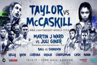 Conor Benn vs Cedrick Peynaud