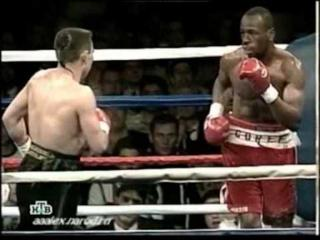 Kostya Tszyu vs. Corey Johnson