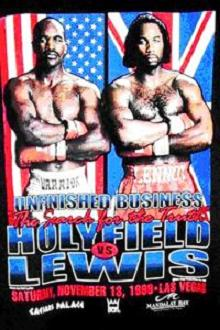 Unfinished Business: Evander Holyfield vs. Lennox Lewis II