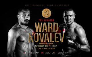 The Rematch: Andre Ward vs. Sergey Kovalev II