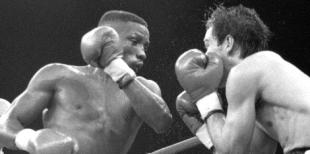 Greg Haugen vs. Pernell Whitaker