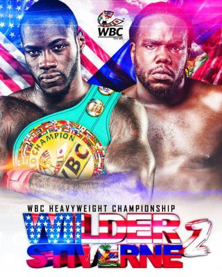 Deontay Wilder vs Bermane Stiverne II