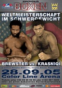 Lamon Brewster Vs Luan Krasniqi Fan Scorecards Eye On The Ring