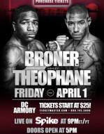 Adrien Broner vs. Ashley Theophane