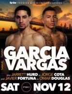 Danny Garcia vs. Samuel Vargas