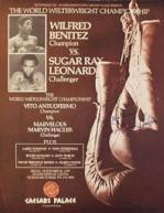 Wilfred Benitez vs. Sugar Ray Leonard