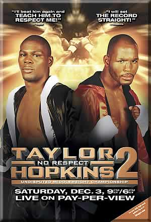 Jermain Taylor Vs Bernard Hopkins Fan Scorecards Eye On